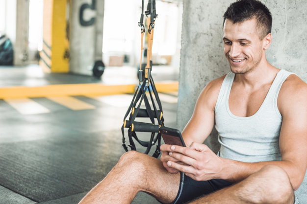 men fitness app