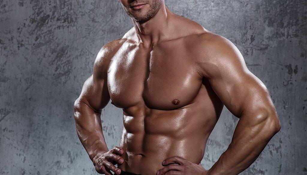 men fitness.